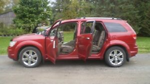 2009 Dodge Journey R/T  AWD 7 pass