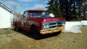 1972 GMC 1500 Parts or Winter Project
