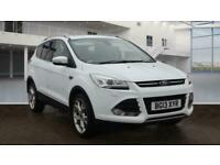 2013 Ford Kuga 2.0 TDCi 163 Titanium X 5dr 19 INCH ALLOYS PAN ROOF LEATHER