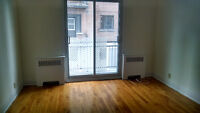 METRO COTE ST. CATH. 3.5 LARGE RENOVATED  CLEAN