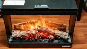 Dimplex Electric Fireplace Insert For Sale