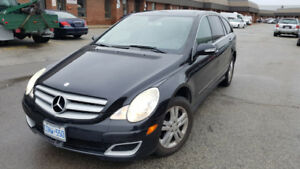 2006 Mercedes-Benz R500 4MATIC W/PANORAMIC ROOF, DVD