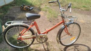 Vélo Peugeot Nouveau Style pliable