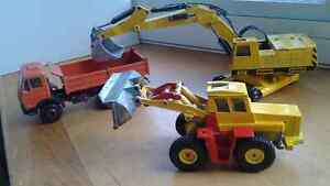 RARE 6 Vintage construction toys from Germany