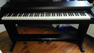 FOR SALE: FULL SIZE ROLAND DIGITAL PIANO HP 1700
