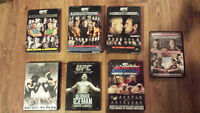 UFC Box sets The Ultimate Fighter seasons