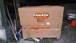 Knaak STORAGEMASTER 89 tool box