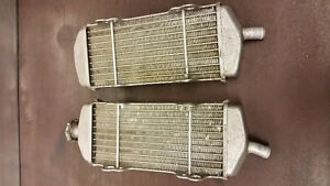 Radiators for 2003-2006 KTM 4 stroke