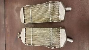 Radiators for 2003-2006 KTM 4 stroke Prince George British Columbia image 1