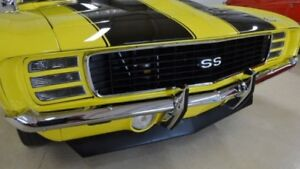 1969 Camaro Front & Rear Bumper Guards Wanted & Parts For Sale