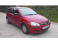2004 Vauxhall Corsa 1.3CDTi 16v 1296cc Life DAMAGED SPARES OR REPAIR SALVAGE