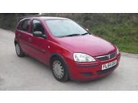 2004 Vauxhall Corsa 1.3CDTi 16v 1296cc Life DAMAGED SPARES OR REPAIR SALVAGE