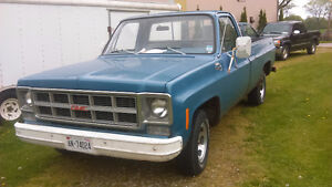1977 gmc pick up