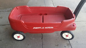 Radio Flyer wagon in excellent condition only $40..see other ads