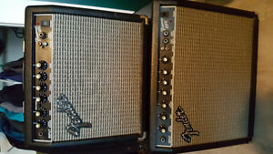 Two Fender Frontman Amps - Cheap