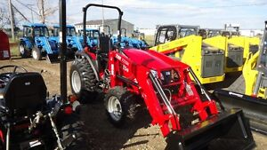 NEW TYM T354 Tractor & Loader HST