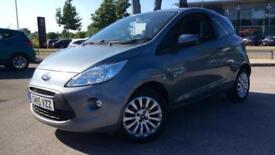 2015 Ford Ka 1.2 Zetec (Start Stop) Manual Petrol Hatchback