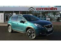 2017 Peugeot 2008 1.2 PureTech Allure 5dr Petrol Estate Estate Petrol Manual