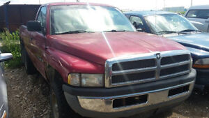 JUST IN FOR PARTS 1997 DODGE RAM @ PIC N SAVE WOODSTOCK