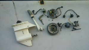 9.9 HP or 15 HP Johnson Evinrude Parts Out
