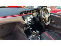 2020 Vauxhall Corsa 1.2 Turbo SRi Nav Premium (s/s) 5dr Hatchback Petrol Manual