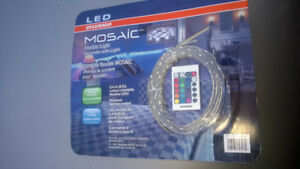 Sylvania Mosaic LED Flexible Light Kit - new
