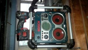 Bosch Impact Drive and Stereo