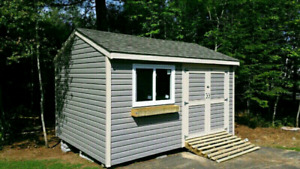 SAVE THE TAX ON ALL SHEDS