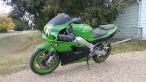 1993 Kawasaki ninja 750