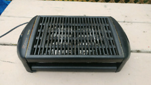 Electric grill + electric flat top