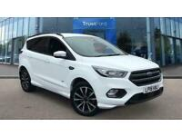 2018 Ford Kuga 2.0 TDCi 180 ST-Line 5dr- Touch Screen, Sat Nav, Bluetooth, Front