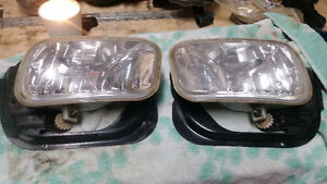 Factory Fog Lamps for 2010 to 2015 Ram 2500/3500