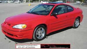 Pontiac Grand AM GT *101 000 km seulement * v6 (grand prix) 2003