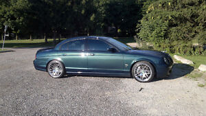 2003 Jaguar S-TYPE R Supercharged  ONE OF A KIND!