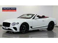 2021 Bentley Continental 2021 21 Bentley Continental GT 4.0 V8 Blackline Convert