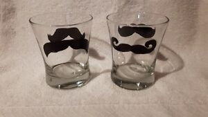 Hand Painted Glassware and Decor