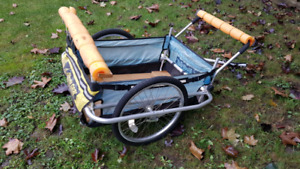 Bicycle utility trailer. $75obo