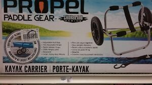 Support pour transport Kayak