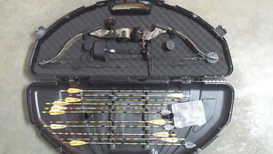 Bear Compound Bow Package $400 OBO