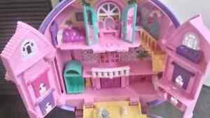 Vintage Bluebird 1994 Wedding Chapel Polly Pocket London Ontario image 4