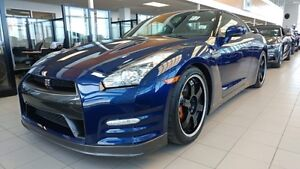 2013 Nissan GT-R Black Edition Coupe (2 door)