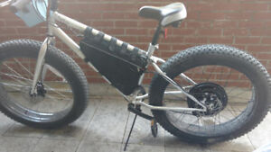 Super Powerful Ebike (1200 volts x 1k motor, rarely used!)