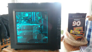 4th Gen i5 Gaming PC with 2 r9 280's in Xfire (2 graphics cards)