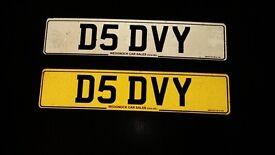 Private plates