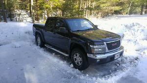 4x4 2006 GMC Canyon SLE Truck