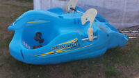 BRP Sea-Doo Paddle boat - 4 seater