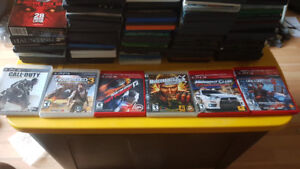 6 ps3 games for sale