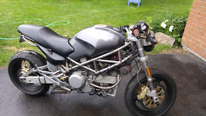 2002 Turbo Ducati Monster 750