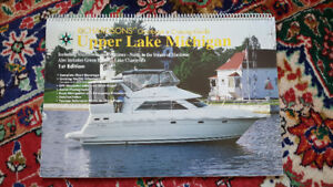Richardsons Chartbook & Cruising Guide - Upper Lake Michigan