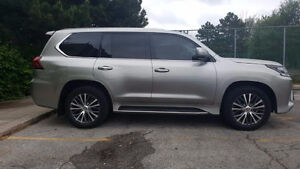 Just Bought BRAND NEW 2017 Lexus LX570 SUV